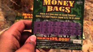 getlinkyoutube.com-Florida Lottery: Money Bags (Big Winners)