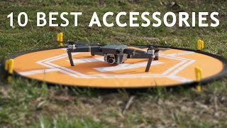 10 Best Accessories For Your DJI Mavic Pro | Tom's Tech Time