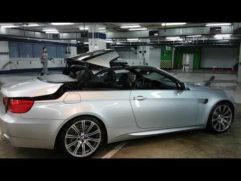 BMW M3, 2012 г.в., 4.0 (420 л.с.), V8, акпп,  кабриолет