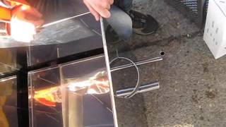 getlinkyoutube.com-Topitor ceara pe abur din inox cu arzator
