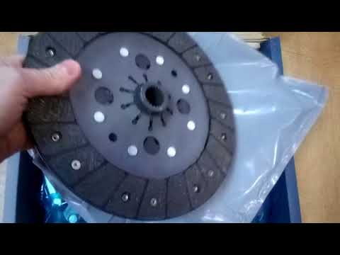 069-1545 KM Комплект сцепления Fiat DOBLO 1.9 JTD  GERMANY 0691545
