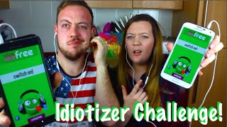 getlinkyoutube.com-TONGUE TWISTER TIME (IDIOTIZER CHALLENGE)