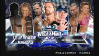 "getlinkyoutube.com-WWE Smackdown vs Raw 2010 - Road to wrestlemania ""edge"" (español) parte 1 ps2"