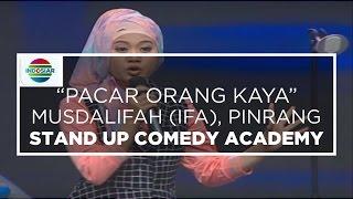 "getlinkyoutube.com-""Pacar Orang Kaya"" - Musdalifah (Ifa), Pinrang (Stand Up Comedy Academy 14 Besar)"