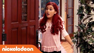Sam & Cat | Who's At The Door? | Nick