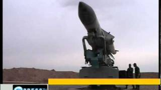 getlinkyoutube.com-Iran tests Domestically-Designed S-200 Air Defense System with same capabilities as Russian S-300