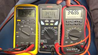 getlinkyoutube.com-Review: Sanwa PC7000 Multimeter Pt 1