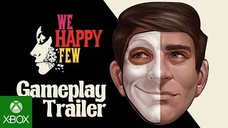 We Happy Few - Játékmenet Trailer