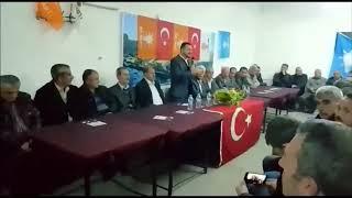 Nevşehir Milletvekili Açıkgöz'den Göre Kasabasına Doğalgaz Müjdesi!