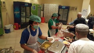 Makkah | Hajj 2018 | Food Section At Aziziah, Makkah For Pakistanis