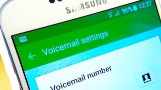 getlinkyoutube.com-Samsung Galaxy S6 / S6 Edge Voicemail setup