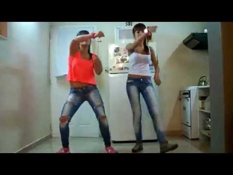 Chicas bailando - Dale Latigazo (video original )