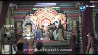 இணுவில் கந்தசுவாமி கோவில் 18ம் நாள் இரவுத்திருவிழா