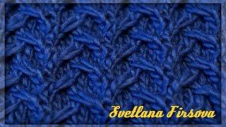 getlinkyoutube.com-Как связать объемный узор. How to knit pattern knitting.