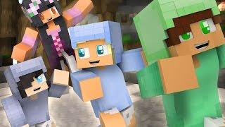 getlinkyoutube.com-Baby Brothers! | Minecraft Diaries Hide and Seek