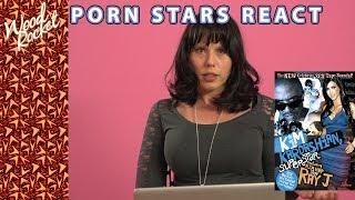 Porn Stars Watch the Kim Kardashian Sex Tape