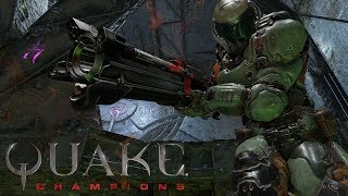 Quake Champions - Early Access Trailer