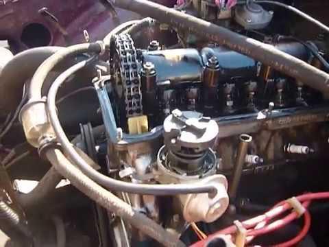 """Иж 2126 - 030 """"Ода"""" избавляюсь от родного воздушного фильтра, регулирую клапана. Часть вторая."""