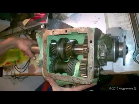 Коробка передач ГАЗ-21: переборка, принцип работы