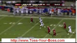 getlinkyoutube.com-KICK BUTT HIGHLIGHTS FRESNO STATE VS BOISE STATE 2009
