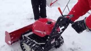 getlinkyoutube.com-ホンダのブレード除雪機「ユキオス」