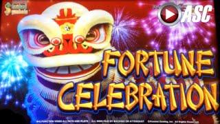 getlinkyoutube.com-*NEW* FORTUNE CELEBRATION | Konami - Slot Machine Bonus (w. ShinobiYT, BeamMeUpSlotty, & Dianaevoni)