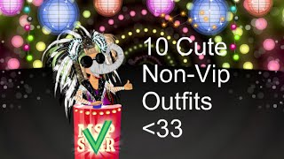 getlinkyoutube.com-10 Cute non-vip looks / MSP
