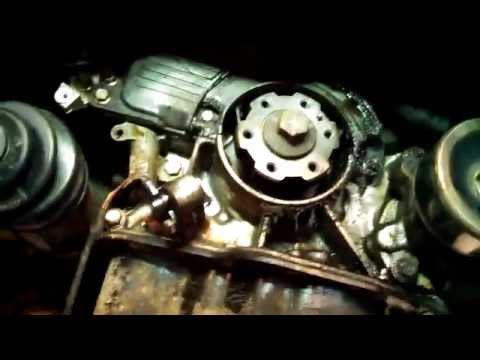Timing belt replacement 1999 Mazda Millenia S 2.3L miller engine Install Remove