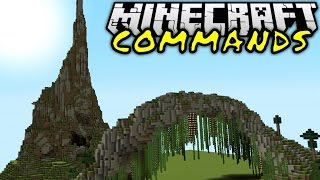 getlinkyoutube.com-WORLD EDIT COMMAND! | Minecraft Commands #27 | ConCrafter