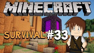 getlinkyoutube.com-Minecraft Survival #33: O novo portal do Nether!