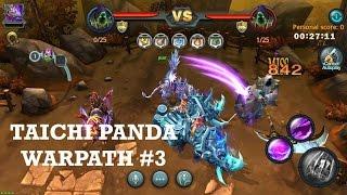 getlinkyoutube.com-Warpath#3 Taichi Panda Gameplay US S32 (our guild) vs US S22