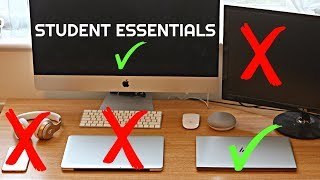 DON'T WASTE YOUR COIN! 5 Gadgets That All Students Need! (and need to avoid)