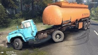 getlinkyoutube.com-SPINTIRES 2014 Full Version Preview - B 130 + Fuel Cistern Trailer