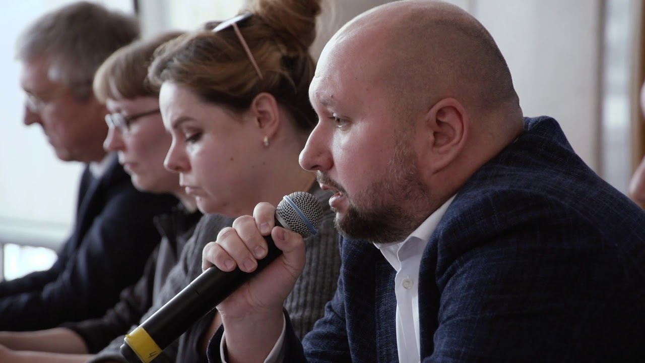Встреча представителей Общественной палаты Московской области с жителями п.Селятино