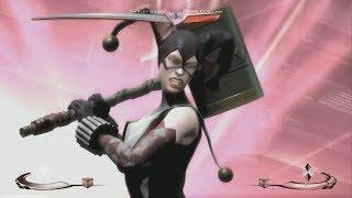getlinkyoutube.com-Injustice: Gods Among Us - Sexy Harley Quinn Costume / Skin *MOD* (HD)