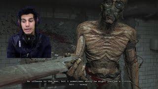 getlinkyoutube.com-تخاف الرعب لاتدخل ! لعبة رعب | Outlast 3#
