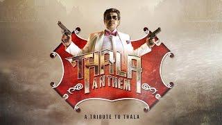 #ThalaAnthem | Happy Birthday Ajith  | One Man Show   | Trend Music