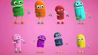 getlinkyoutube.com-Ten Little StoryBots - Classic Songs by StoryBots