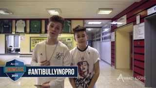 getlinkyoutube.com-Anti-Bullying Ambassadors Bars and Melody visit Parkhall Integrated College