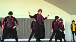 getlinkyoutube.com-Kamen Rider Gaim Gaiden Dance