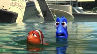 getlinkyoutube.com-Buscando a Nemo 3D: Tráiler Oficial - Disney Pixar
