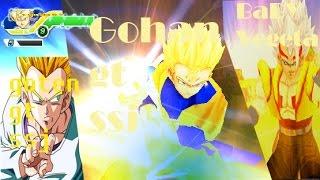 getlinkyoutube.com-Dbz Tenkaichi Tag Team Mods Gohan gt SSJ Goten SSj VS Baby Vegeta