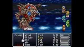 getlinkyoutube.com-Final Fantasy: Top 10 Hardest LAST BATTLES