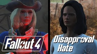 getlinkyoutube.com-Fallout 4 - Companions Dislike/Hate + Death Quotes
