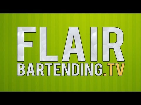 Flair Bartending TV Lesson 40: Two Bottle Pop Open