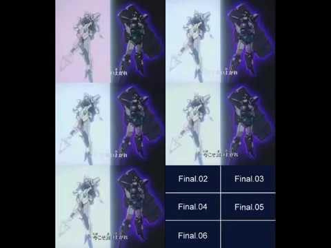 Gaogaigar Final OP Compare
