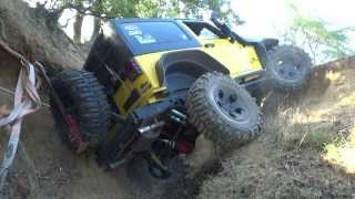 getlinkyoutube.com-JEEP WRANGLER RUBICON V6   ''EXTREME OFF-ROAD''