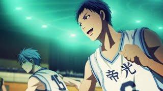 getlinkyoutube.com-Kuroko no Basket [AMV] Aomine - Kuroko: The original Light & Shadow [HD]