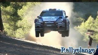 Vidéo WRC Acropolis Rally of Greece 2013 HD]