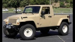 getlinkyoutube.com-Jeep Wrangler Pickup 2017
